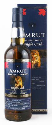 Review #31: Amrut Bangalore Tiger SingleCask